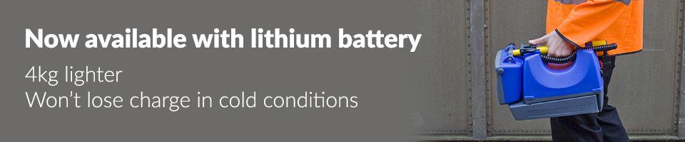 K9 Lithium