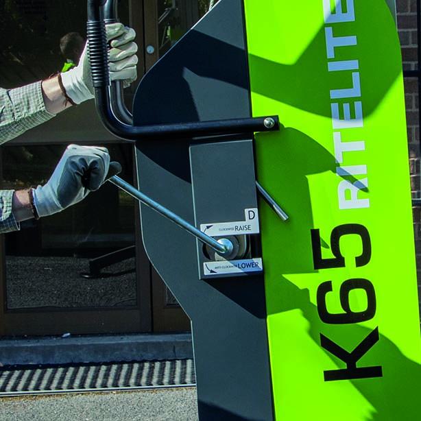 K65 K50 - Pausa de seguridad