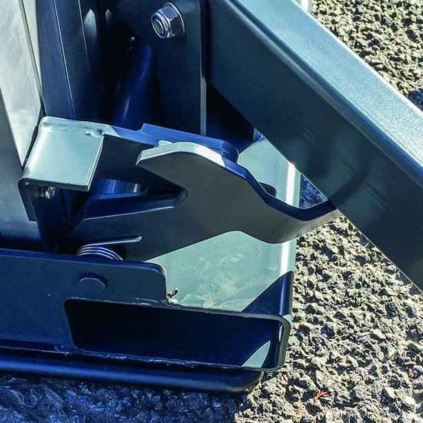 K65 K50 - Cerradura de estiba