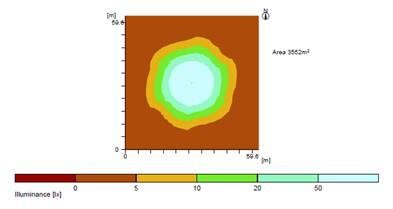 K45 - 360 Degree Heat Map