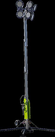 Ritelite Quad Pod K65