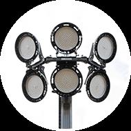 QP light heads