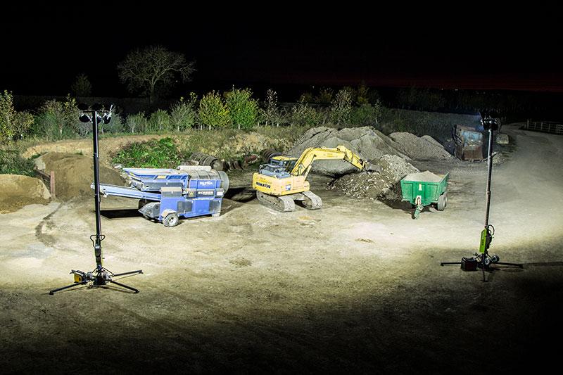 Ritelite Quad Pod K65 Quarry