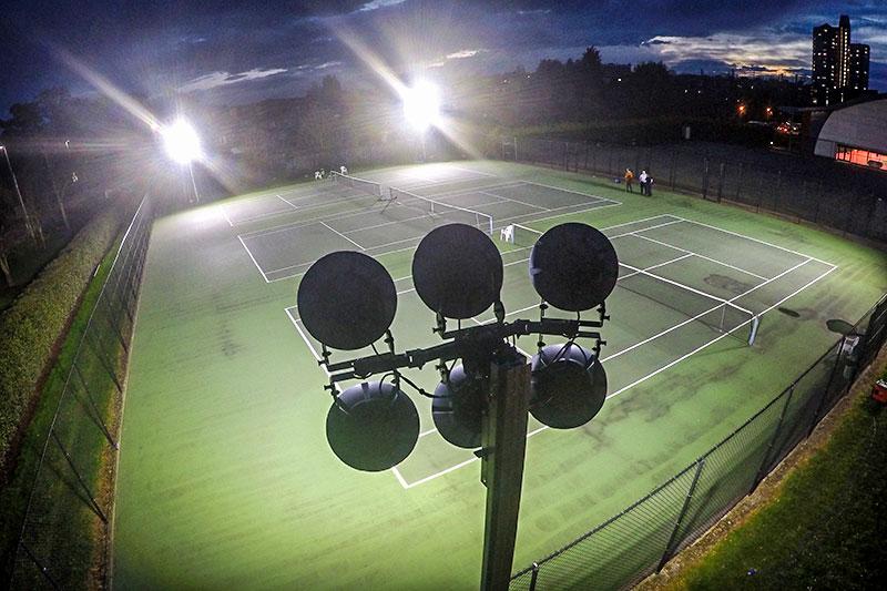 Ritelite Quad Pod K65 Tennis
