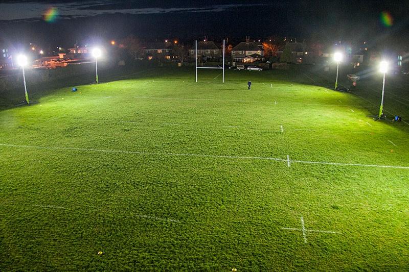 Ritelite Quad Pod K65 Rugby