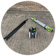 K45 Ultra-Lite Tripod Options
