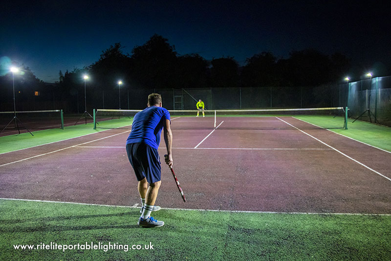 Sports-Lite Tennis