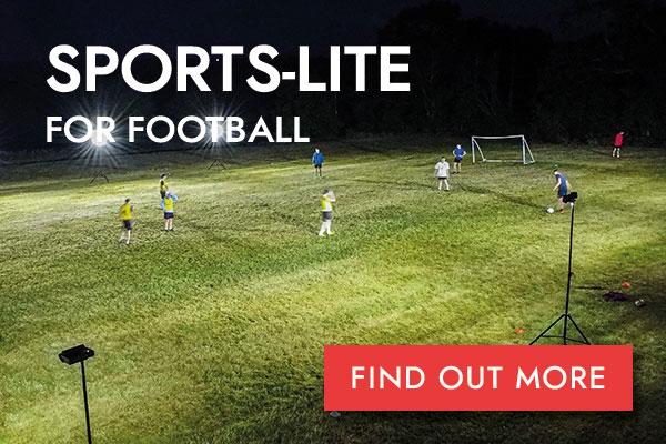 Sports-Lite Football button
