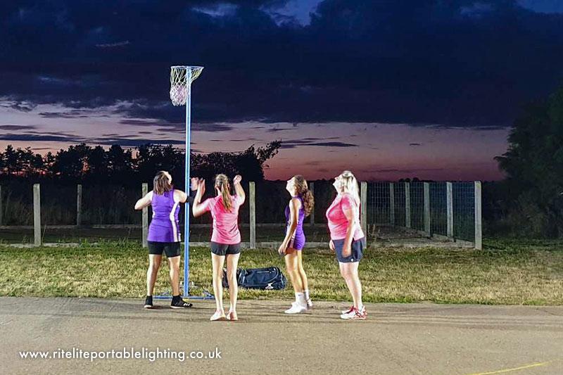 Sports-Lite Netball