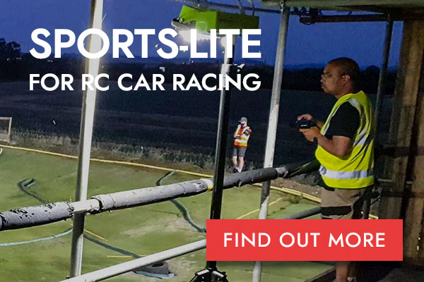 Sports-Lite RC Car Racing