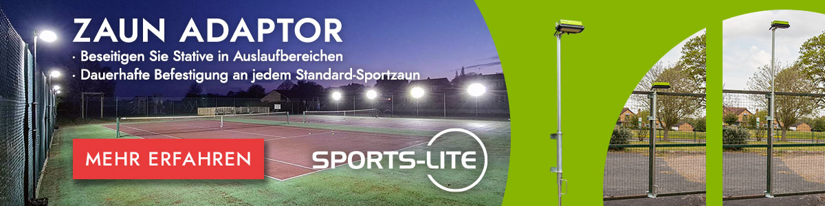 Sport-Lite Zaun Adaptor