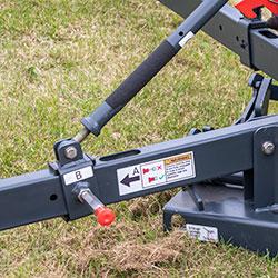 Quad Pod MK5 adjustable legs