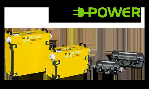Rite-Power range 110V