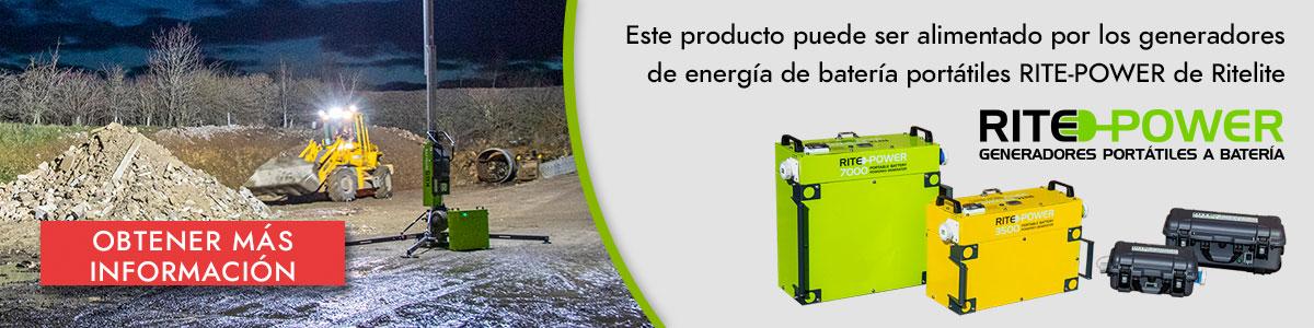 Rite-Power battery generators banner