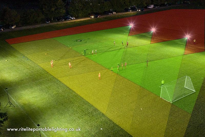SportsLite - Lighting Area Overlay