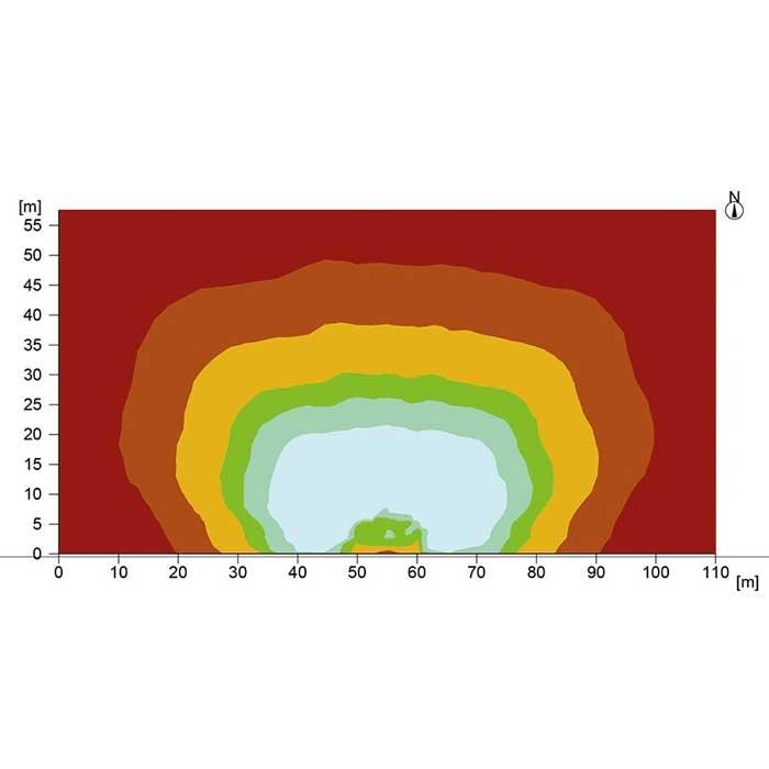 QP MK4 180 Heatmap